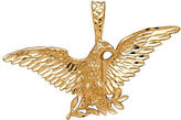 Lord & Taylor 14K Yellow Gold Eagle Pendant