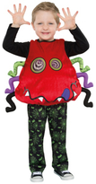George Spider Monster Holographic Halloween Costume