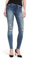Blank NYC Women's Blanknyc Cofffee Nap Ripped Skinny Jeans
