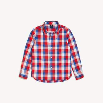 Tommy Hilfiger Plaid Woven Shirt