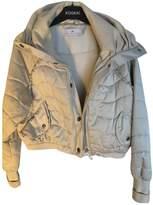 adidas Stella Mc Cartney Pour Beige Cotton Jacket for Women