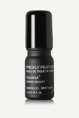 Kahina Giving Beauty Net Sustain Prickly Pear Seed Oil Roller Ball, 5ml - Colorless
