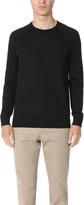 Club Monaco Lux Merino Seedstitch Crew Sweater