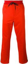 Golden Goose Deluxe Brand side stripe track pants - men - Cotton/Polyamide/Polyester - M