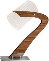 Lenis wooden 2D/3D illusion lamp