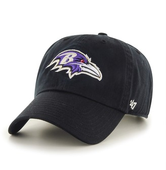 '47 Adult Baltimore Ravens Clean Up Adjustable Cap