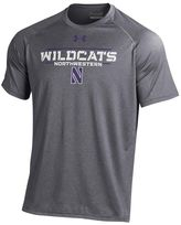 Under Armour Men's Northwestern Wildcats Tech Tee