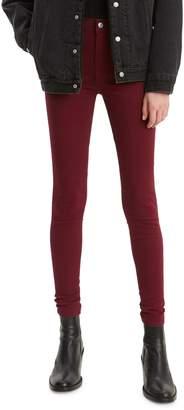 Levi's 720 High-Rise Super Skinny Hypersoft Shiraz Jeans