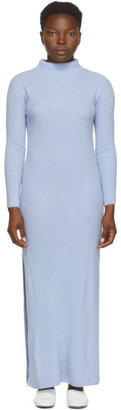 Arch4 Blue Cashmere Paris Dress