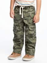 Old Navy Pull-On Cargo Pants for Toddler