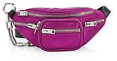 Alexander Wang Women's Mini Attica Satin Belt Bag