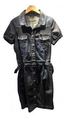 Closed Blue Cotton - elasthane Dress for Women