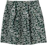 Cath Kidston Flower Jacquard Skirt