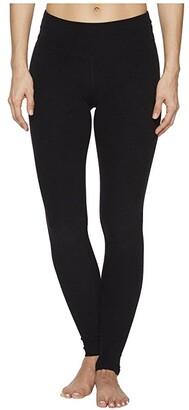 Beyond Yoga Spacedye Long Essential Leggings (Darkest Night) Women's Casual Pants