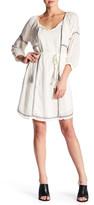 Velvet by Graham & Spencer 3/4 Length Sleeve Tunic Dress