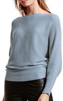 Lauren Ralph Lauren Petite Dolman Cotton-Blend Sweater