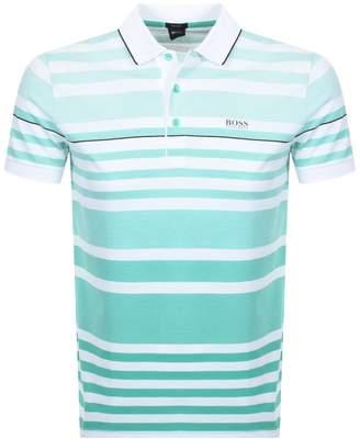 Boss Athleisure BOSS Athleisure Paddy 4 Polo T Shirt Green
