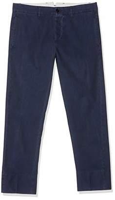 (+) People People Men's Trousers - Blue - W48