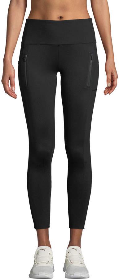 6505d1abdf Black Leggings With Pockets High Waisted - ShopStyle