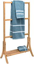 Honey-Can-Do Bamboo Towel Rail