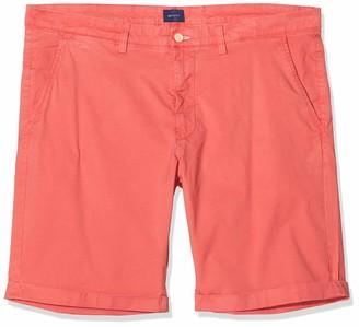 Gant Men's D2. Regular Sunfaded Shorts