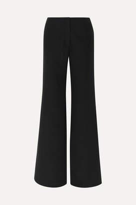 Paul & Joe Crepe Straight-leg Pants - Black