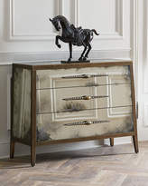 John-Richard Collection Pascala Mirrored Chest