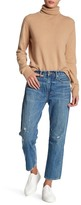 Vince Heritage Union Slouch Ankle Straight Leg Jeans