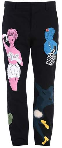 Moschino OFFICIAL STORE Dress pants