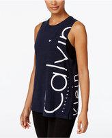 Calvin Klein Logo Tank Top