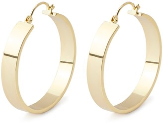 Gorjana Jax Hoop Earrings