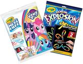 Crayola Colour Explosion & MLP Bundle
