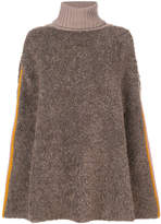 M Missoni slouched pullover sweater