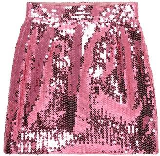 Dolce & Gabbana Kids Sequined skirt