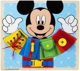 Melissa & Doug Mickey Mouse Clubhouse Wooden Basic Skills Board