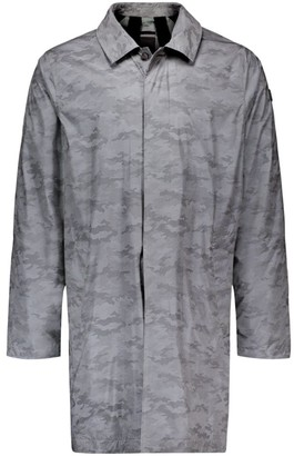 Tumi Reflective Camouflage-Print Rain Jacket