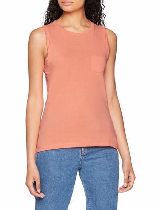 Urban Classics Women's Sleeveless Pocket T-Shirt