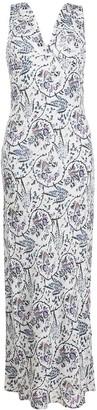 IRO Maya floral-print dress