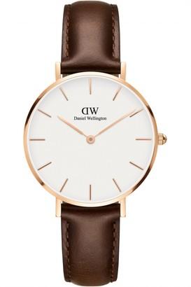 Daniel Wellington Unisex Classic Petite Bristol Watch DW00100171