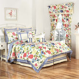 Waverly Charmed 4-pc. Reversible Comforter Set