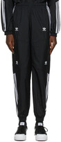 Thumbnail for your product : adidas Black Adicolor Classics Disrupted Icon Track Pants
