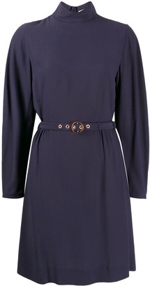 See by Chloe Belted City Dress