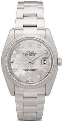 MAD Paris customised Rolex Datejust 36mm
