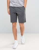 Jack Wills Whiston Jersey Lounge Shorts Grey Marl