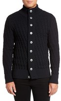 S.N.S. Herning Stark Wool Button Cardigan