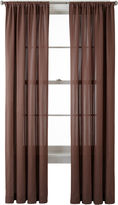 Liz Claiborne Ainsley Rod-Pocket Curtain Panel