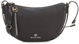 Michael Kors Women's Handbags - Gray Camden Small Hobo Bag