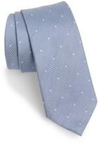 Topman Men's Dot Woven Tie