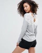 Vero Moda Tie Back Sweater