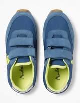 Boden Suede Sneakers